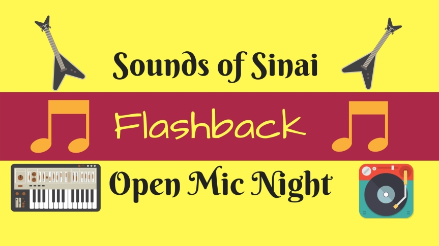 Open Mic Flashback